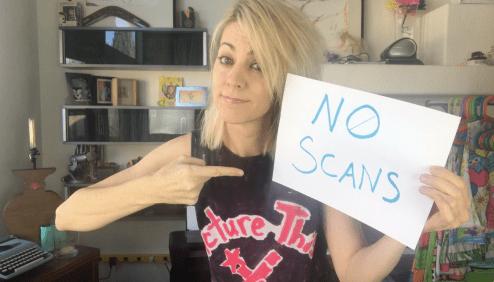 No scans